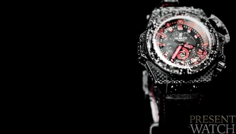 KING POWER ALINGHI 4000 - HUBLOT