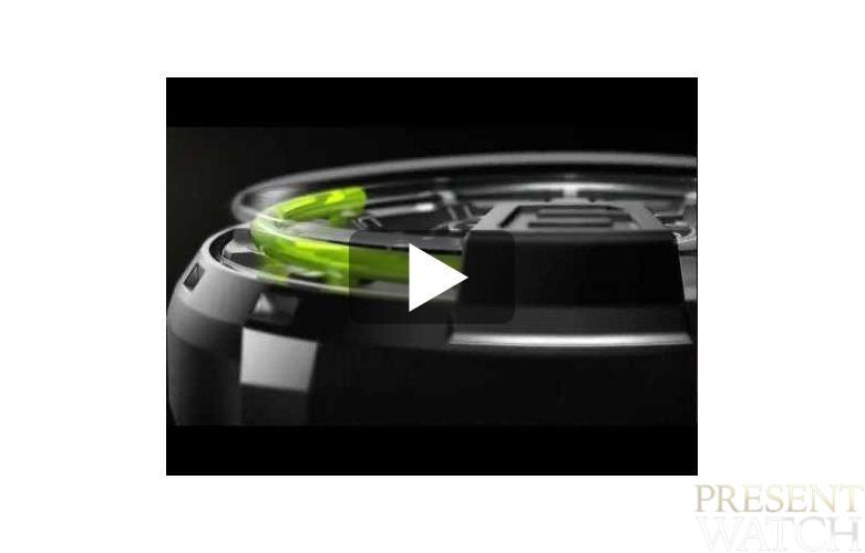 H1 HYDRO MECHANICAL WATCH VIDEO 2