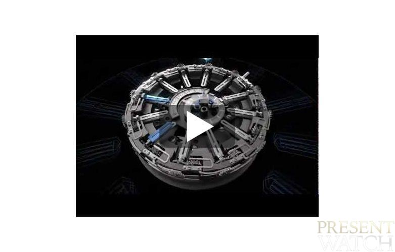 OPUS 12 WATCH - VIDEO