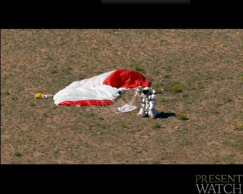 ZENITH & FELIX BAUMGARTNER - PHOTOS FROM THE MISSION