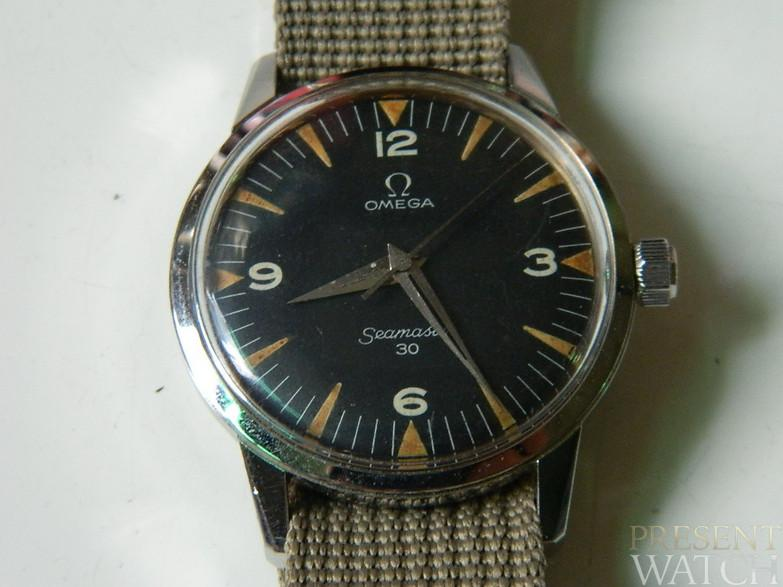 OMEGA SEAMASTER 30 WINDING WATCH