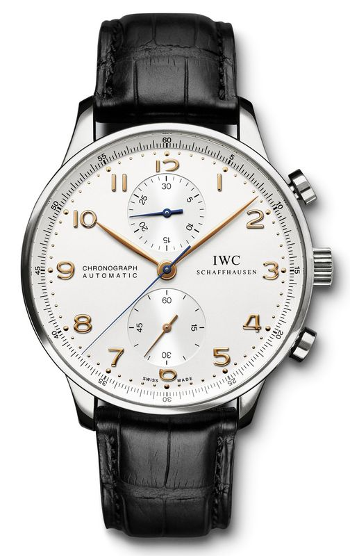 PORTUGUESE CHRONOGRAPH AUTOMATIC WATCH