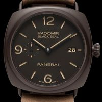RADIOMIR COMPOSITE BLACK SEAL 3 DAYS