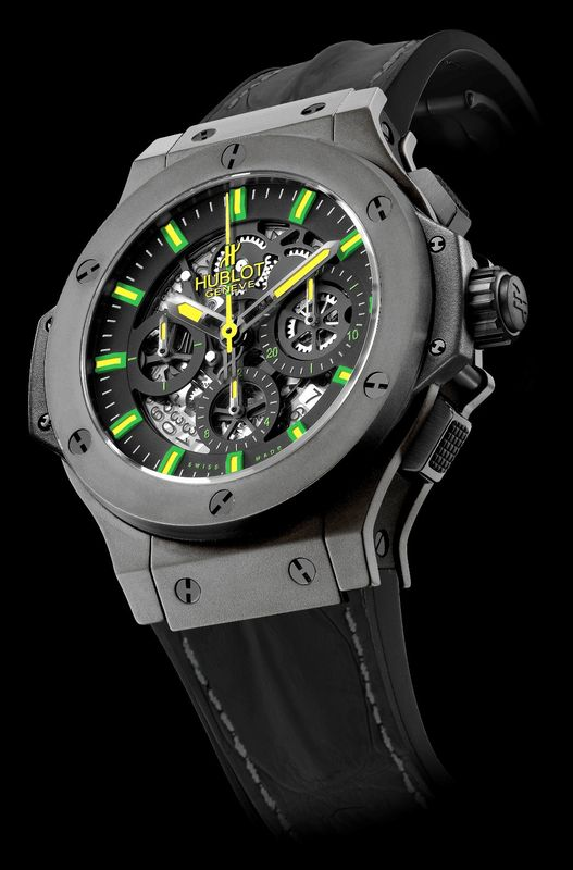HUBLOT BIG BANG OSCAR NIEMEYER