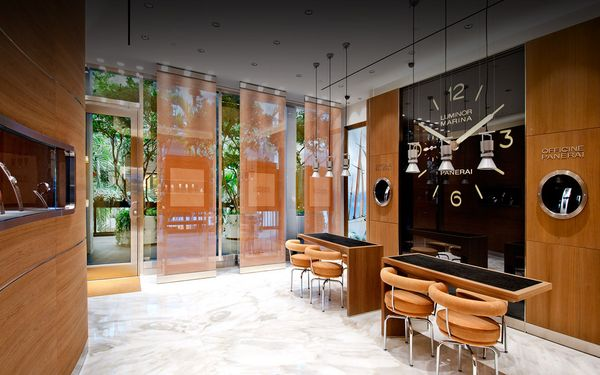 BOUTIQUE OFFICINE PANERAI EM BAL HARBOUR