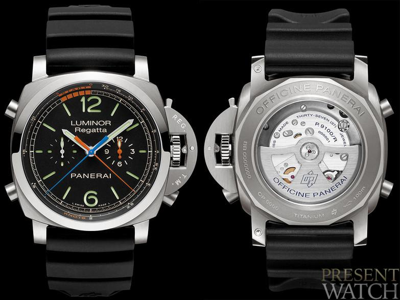 Luminor 1950 Regatta 3 Days Chrono Flyback