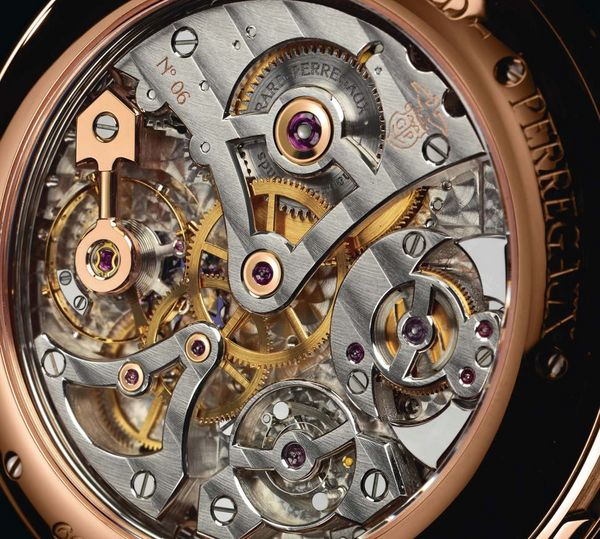 1966 Minute Repeater, Annual Calendar & Equation of Time