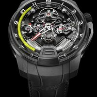 H2 Hydro Mechanical Watch