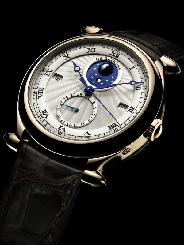 DB16 Tourbillon Regulator