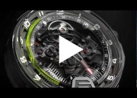 The H2 Hydro Mechanical Watch