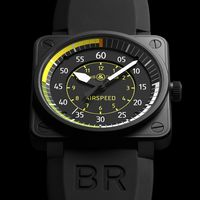 BR01 Airspeed